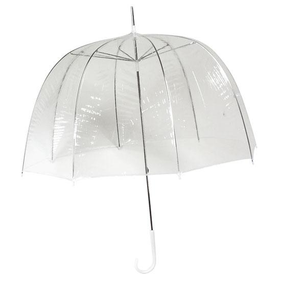 doorzichtige paraplu
