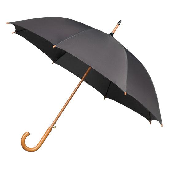 grijze paraplu